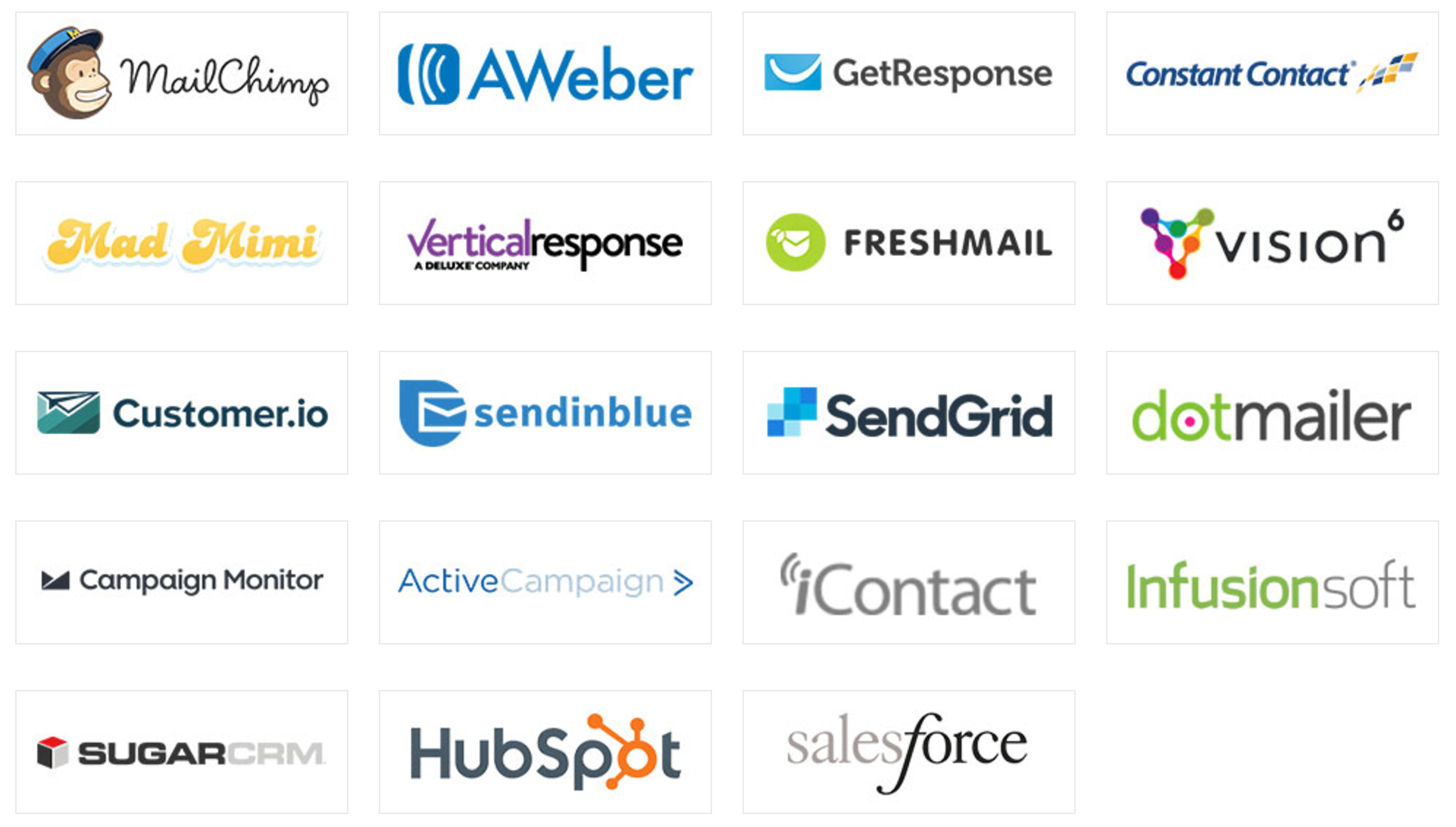 Integrated Email Services
