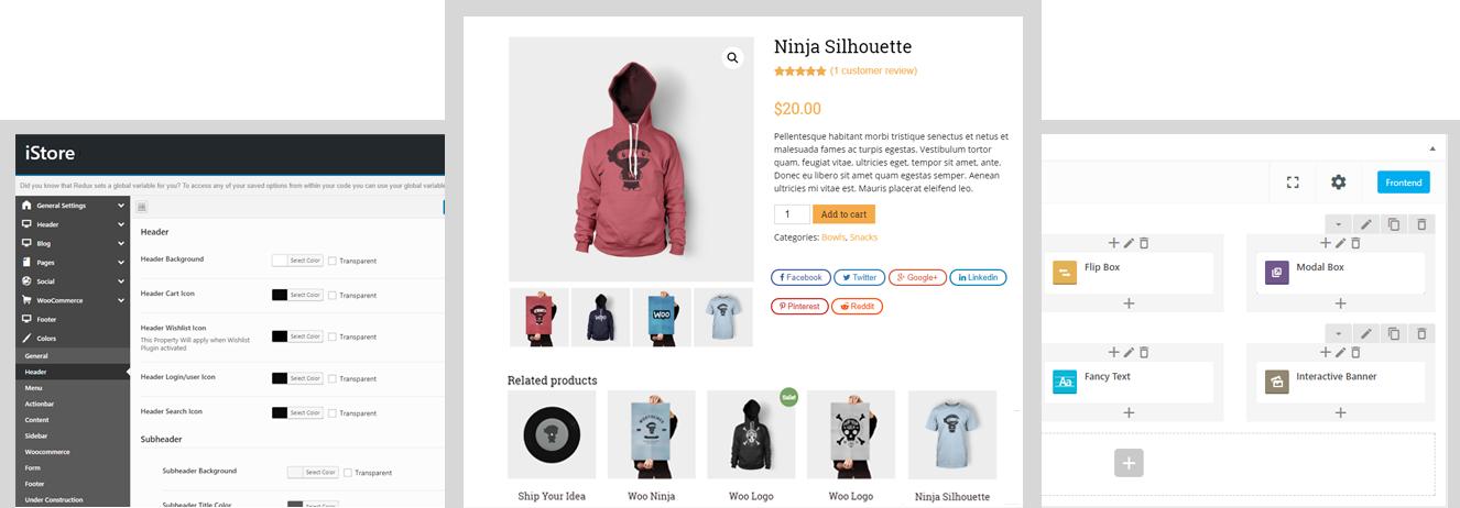 iStore - Multipurpose WooCommerce Store Theme - Intense WP